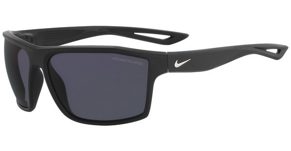 Nike NIKE LEGEND P EV0942 001 MATTE BLACK/SILVER WITH GREY LENS