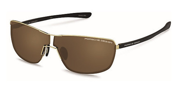 Porsche Design P8616 B brownlight gold