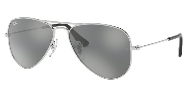 Ray-Ban Junior RJ9506S 212/6G GREY SILVER MIRRORSHINY SILVER