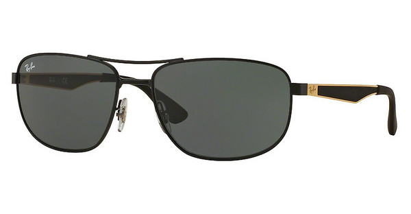 Ray-Ban RB3528 191/71 DARK GREENMATTE BLACK