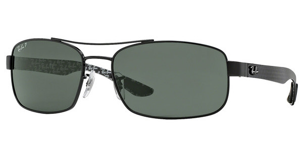 Ray-Ban RB8316 002/N5 POLAR GREENBLACK