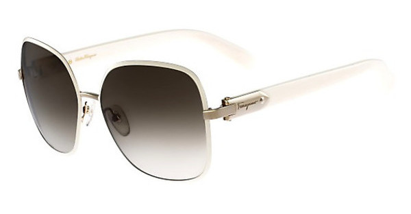 Salvatore Ferragamo SF150S 721 LIGHT GOLD/IVORY