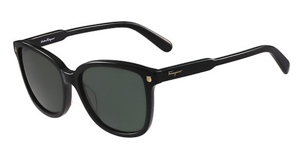 Salvatore Ferragamo SF815S 001 BLACK