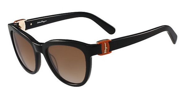 Salvatore Ferragamo SF817S 001 BLACK