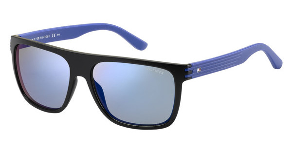 Tommy Hilfiger TH 1277/S FB1/23 ORGA B.8BLCK BLUE (ORGA B.8)