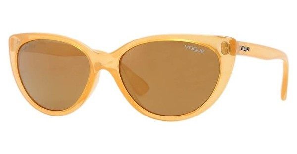 Vogue VO2677S 20936H BROWN MIRROR GOLDOPAL YELLOW