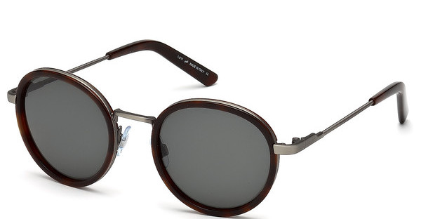 Web Eyewear WE0110 52A grauhavanna dunkel