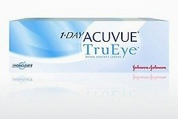 контактни лещи Johnson & Johnson 1 DAY ACUVUE TruEye 1D4-90P-REV