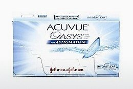 контактни лещи Johnson & Johnson ACUVUE ADVANCE for ASTIGMATISM AGT-6P-REV