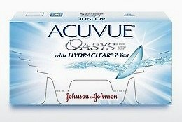 контактни лещи Johnson & Johnson ACUVUE OASYS for ASTIGMATISM CYP-6P-REV