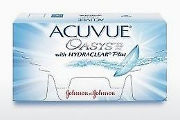 контактни лещи Johnson & Johnson ACUVUE OASYS with HYDRACLEAR Plus PH-12P-REV