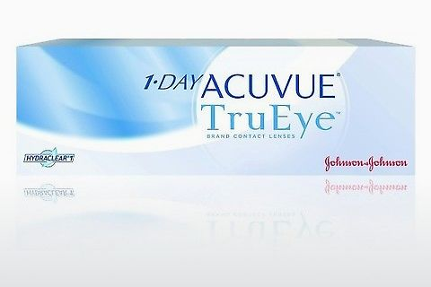 контактни лещи Johnson & Johnson 1 DAY ACUVUE TruEye 1D4-30P-REV