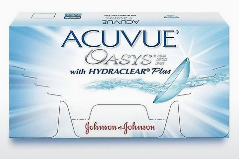 контактни лещи Johnson & Johnson ACUVUE OASYS for ASTIGMATISM CYP-12P-REV