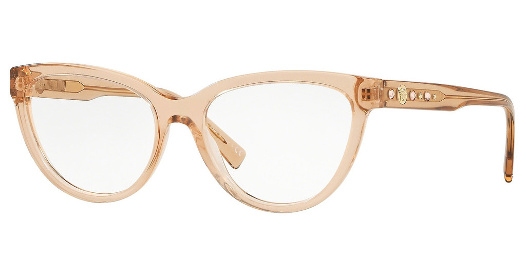 Versace   VE3264B 5241 TRANSPARENT BROWN