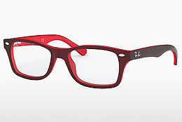 очила Ray-Ban Junior RY1531 3592 - червени