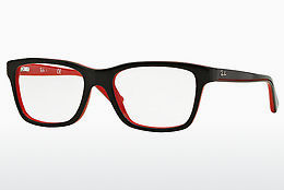 очила Ray-Ban Junior RY1536 3573 - черни