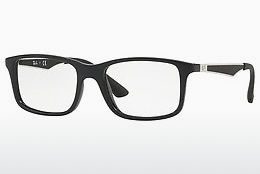 очила Ray-Ban Junior RY1570 3542 - черни