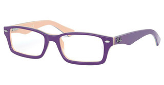 Ray-Ban Junior RY1530 3818 TOP VIOLET ON PINK/BLUE