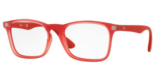 Ray-Ban Junior RY1553 3669 RUBBER RED