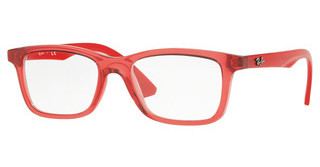 Ray-Ban Junior RY1562 3687 TRASPARENT RED
