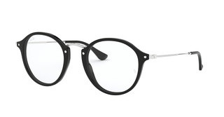 Ray-Ban RX2447V 2000 SHINY BLACK