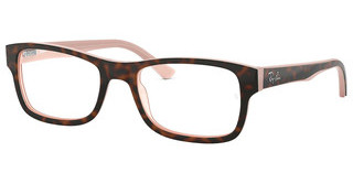 Ray-Ban RX5268 5976 TOP HAVANA ON OPAL PINK