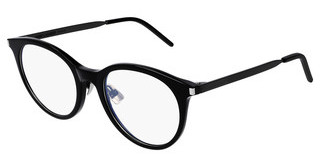 Saint Laurent SL 268 001 BLACK