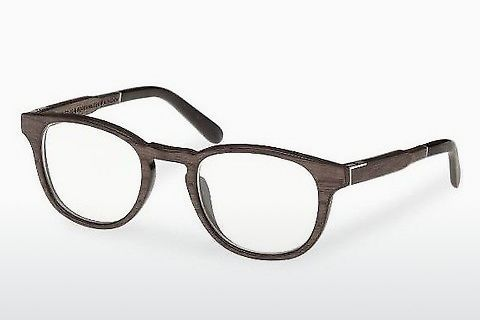 очила Wood Fellas Bogenhausen (10911 black oak)