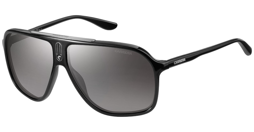 Carrera   CARRERA 6016/S D28/IC GREY MS SLVSHN BLACK