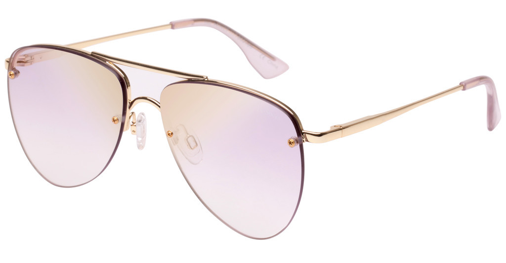 Le Specs   THE PRINCE LSP1802183 LILAC GRAD GOLD FLASHGOLD