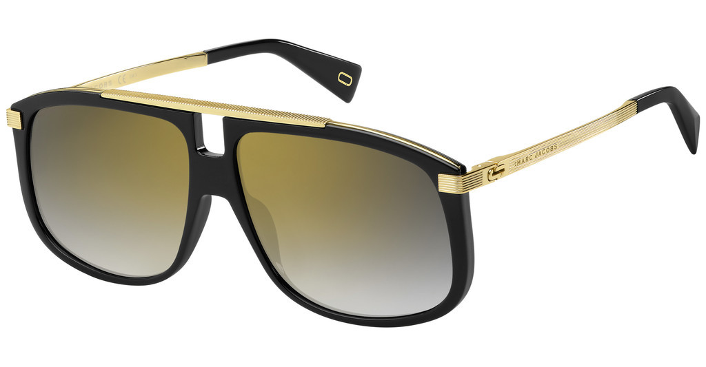 Marc Jacobs   MARC 243/S 2M2/FQ GREY SF GD SPBLK GOLD