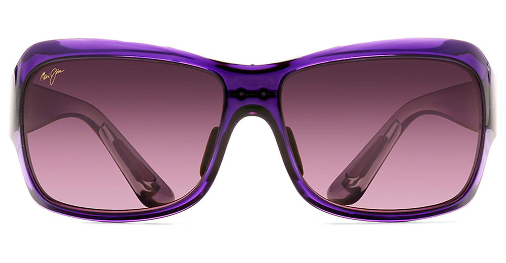 Maui Jim   Seven Pools RS418-28C Maui RosePurple Fade