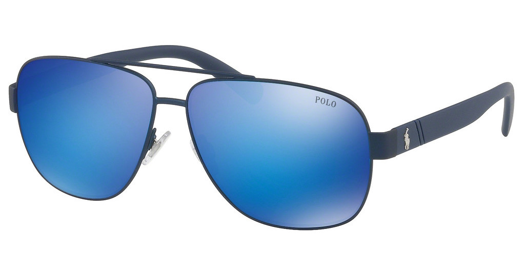 Polo   PH3110 911925 FLASH BLUMATTE NAVY BLUE
