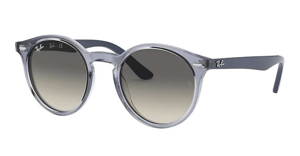 Ray-Ban Junior   RJ9064S 705011 GREY GRADIENT DARK GREYTRASPARENT BLUE
