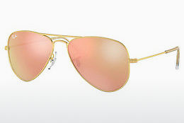 слънчеви очила Ray-Ban Junior Junior Aviator (RJ9506S 249/2Y)