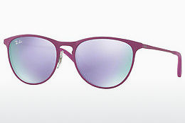 слънчеви очила Ray-Ban Junior Junior Erika Metal (RJ9538S 254/4V) - пурпурни