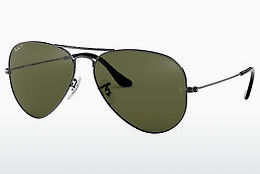 слънчеви очила Ray-Ban AVIATOR LARGE METAL (RB3025 004/58) - сиви