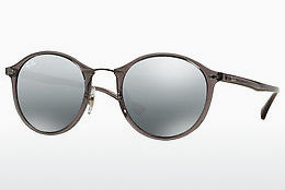 слънчеви очила Ray-Ban Round Ii Light Ray (RB4242 620088) - сиви