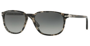 Persol PO3019S 106371 GREY GRADIENT GOLD MIRRORSPOTTED GREY BLACK