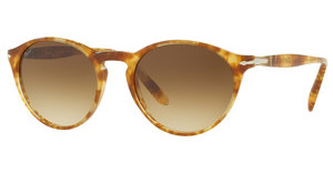 Persol PO3092SM 904851 CLEAR GRADIENT BROWNSPOTTED BROWN BEIGE