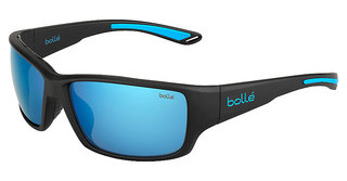 Bolle Kayman 12368 Polarized Offshore Blue oleo ARMatt Black Blue