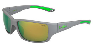 Bolle Kayman 12371 Polarized Brown Emerald oleo AFMatt Grey Green