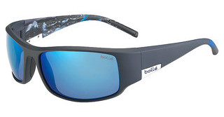 Bolle King 12119 Polarized Offshore Blue oleo ARMatte Blue Sea