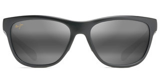 Maui Jim Secrets 767-2M Neutral GreyMatte Black