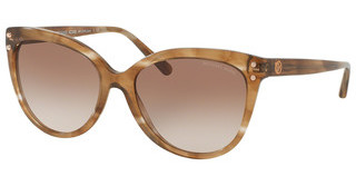 Michael Kors MK2045 323513 BROWN PEACH GRADIENTBROWN FLORAL