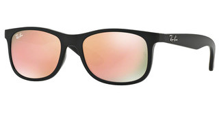 Ray-Ban Junior RJ9062S 70132Y FLASH COPPERMATTE BLACK ON BLACK