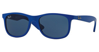 Ray-Ban Junior RJ9062S 701780 DARK BLUEMATTE BLUE