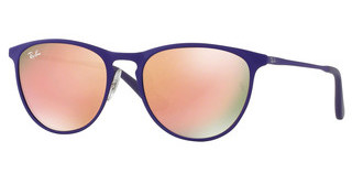 Ray-Ban Junior RJ9538S 252/2Y RUBBER BROWN/VIOLET