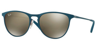 Ray-Ban Junior RJ9538S 253/5A MIRROR GOLDRUBBER RED/TORQUOISE
