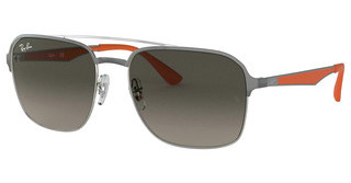 Ray-Ban RB3570 911111 GREY GRADIENTSILVER/GUNMETAL